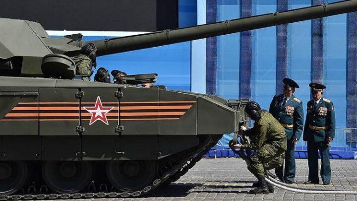 Под грифом секретности: российский танк Т-14 заглох из-за санкций Запада. Эксклюзив