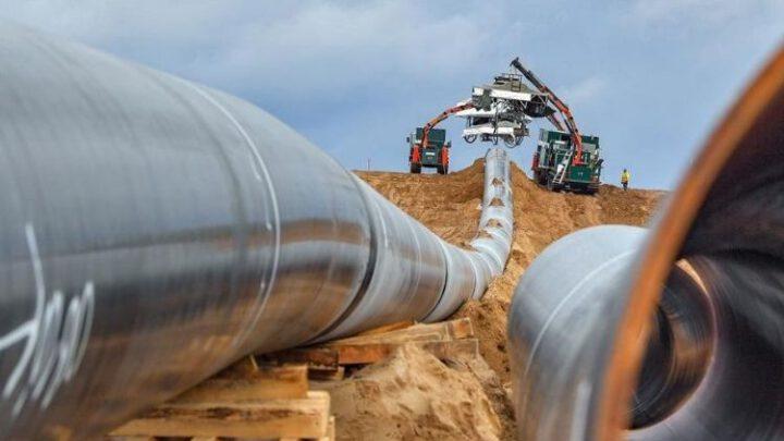 18 западных компаний вышли из проекта «Северный поток — 2»