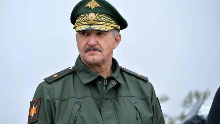 Военный преступник Кузовлев получил звание генерал-полковника
