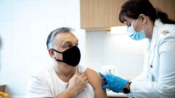 Премьер Венгрии отказался от российской вакцины