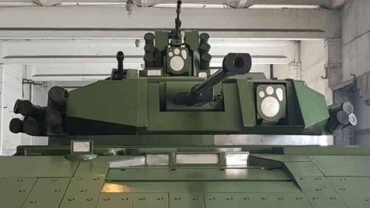 З'явилися деталі про розробку української БМП «Вавілон»