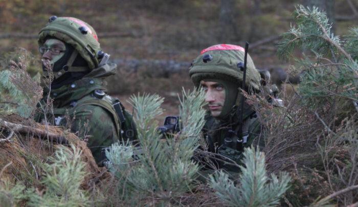 Ради защиты Балтии забудьте о «Лесных братьях»