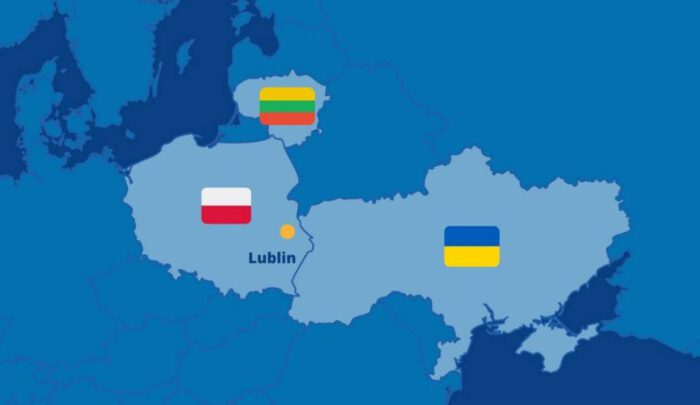 The Lublin format: from the trilateralrelations to the four-fold model