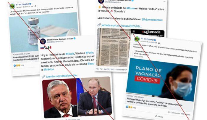 Россия развернула кампанию против западных вакцин – NYT