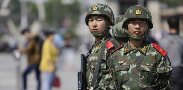 """Китай """"собирает"""" данные ДНК для преследований"""