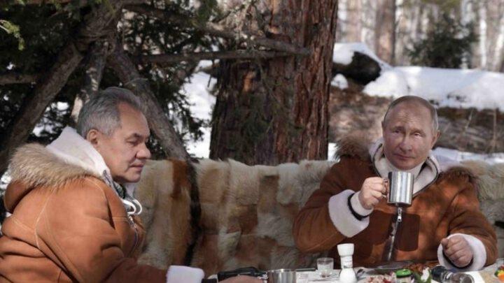 Горбатая тайга. Путин попытается спасти репутацию «Спутника V»