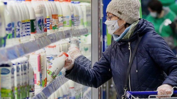 Рост цен на продукты может спровоцировать протесты россиян – иноСМИ