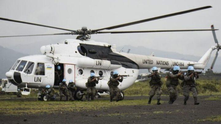 Українські вертолітники Місії ООН взяли участь у спільних навчаннях із спецпідрозділом Гватемали
