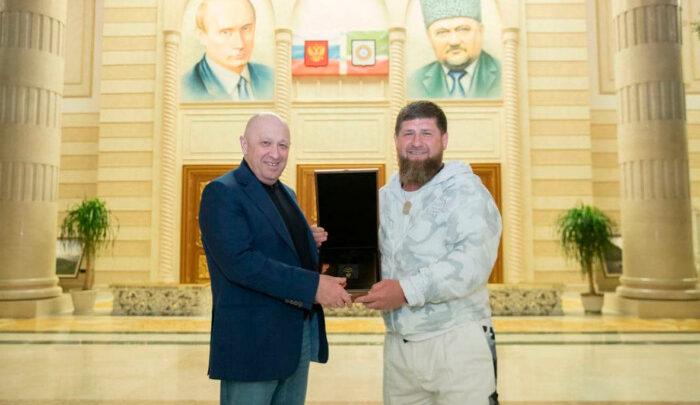 Повар Путина хочет помочь Кадырову отомстить независимой Новой газете