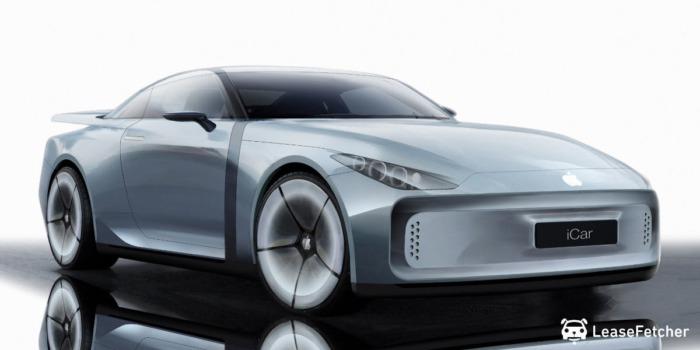 Концепт Apple Car демонстрирует причудливые комбинации