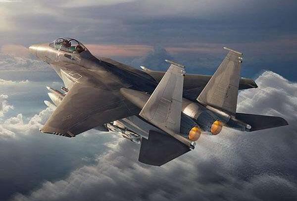 Истребитель F-15EX ВВС США переименован в Eagle II