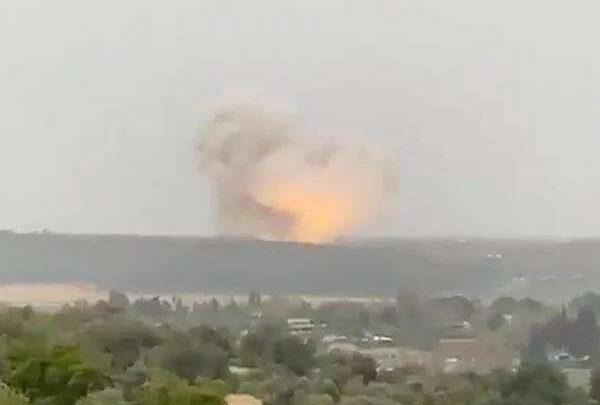 Израиль нанес удар по Сирии после нападения на секретный ядерный объект