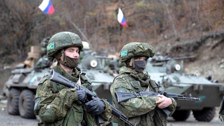 В Нагорном Карабахе подорвались российские миротворцы