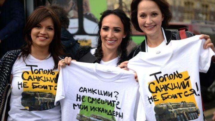 Россияне будут мазать на хлеб ракеты и танки