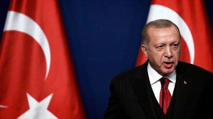 Эрдоган заявил о поддержке программы реинтеграции Крыма