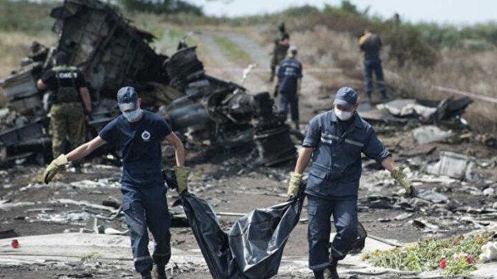 В день катастрофы MH17 террористы напрямую контактировали с Москвой