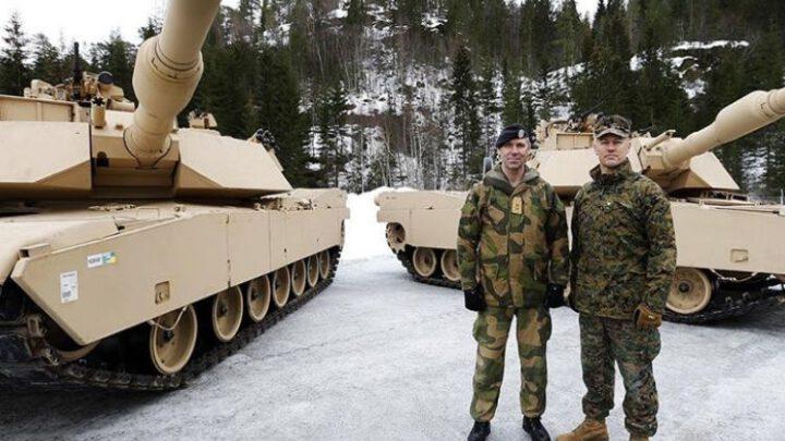Американцы построят в Норвегии новые военные объекты
