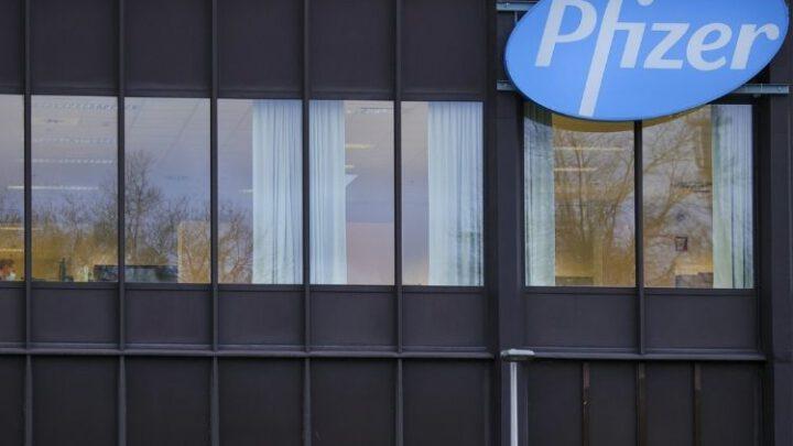 Украина заключила контракт с Pfizer на поставку 10 млн доз вакцины