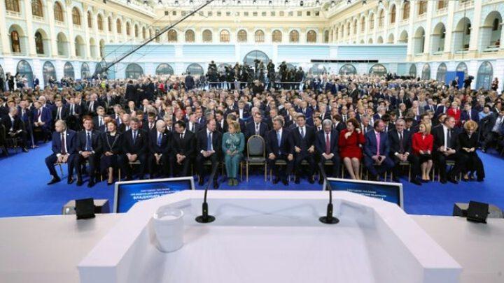 Червоні лінії, Кіплінг і передвиборчий популізм у щорічному посланні Путіна