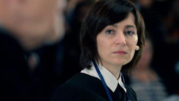 Санду распустила пророссийский парламент Молдовы