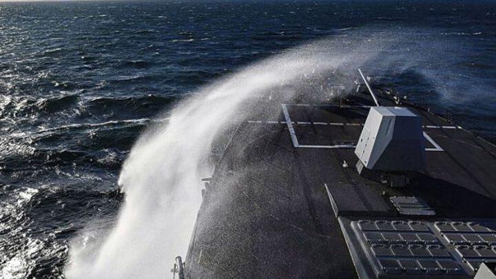 Американцы разместят два военных корабля в Черном море до 4 мая