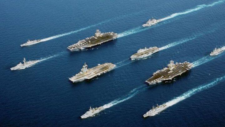 Вашингтон готовится отправить военные корабли в Черное море для поддержки Украины