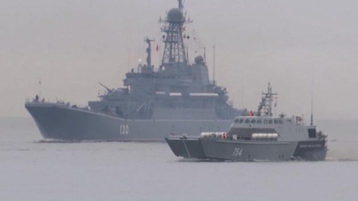 Судан запретил российским кораблям приближаться к своим водам
