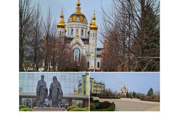 Роспропаганда принялась строчить посты о церквях в Донецке и «православном джихаде»
