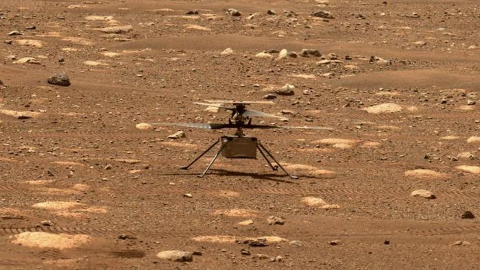 НАСА задерживает первый полет марсианского вертолета Ingenuity до 14 апреля