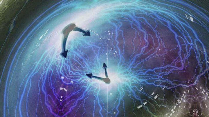Измерение времени аккуратно увеличивает энтропию во Вселенной