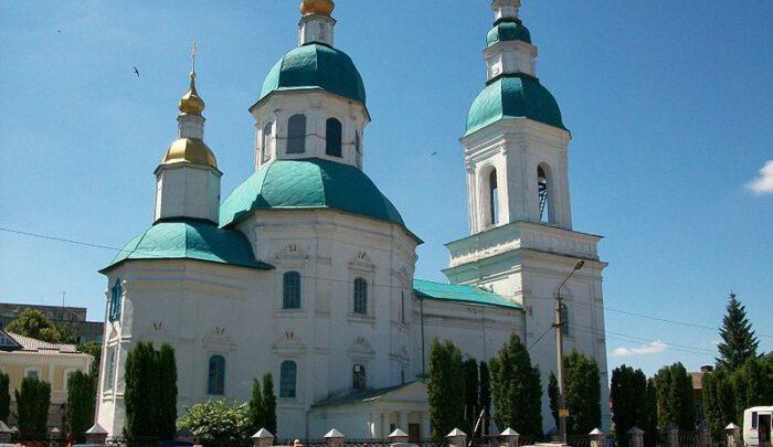 Сумський обласний анабазис: ГЛУХІВ. Михайлівська (втрачена…) та Миколаївська церкви
