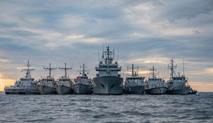 ВМС США готовятся к учениям BALTOPS в Балтийском море в июне