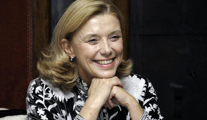 Элизабетта Беллони стала первой женщиной, возглавившей секретную службу Италии