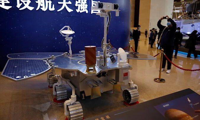 Китайская миссия Tianwen-1 успешно приземлилась на Марс