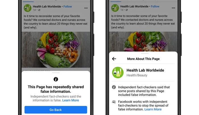 Facebook планирует похоронить пользователей, которые регулярно делятся дезинформацией
