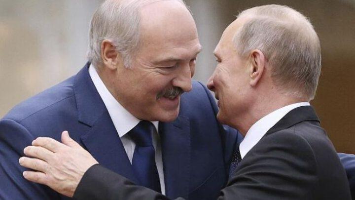 Лукашенко знову їде на поклон до Путіна
