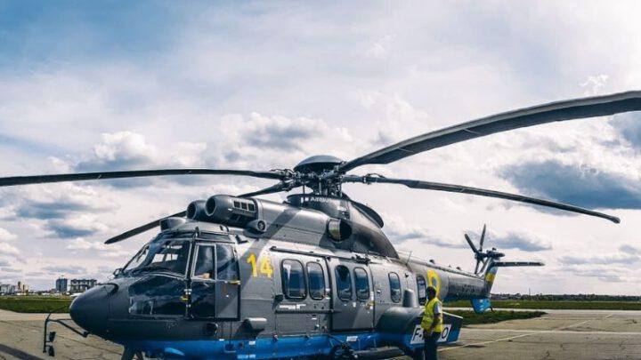 Нацгвардія отримала третій гелікоптер Airbus