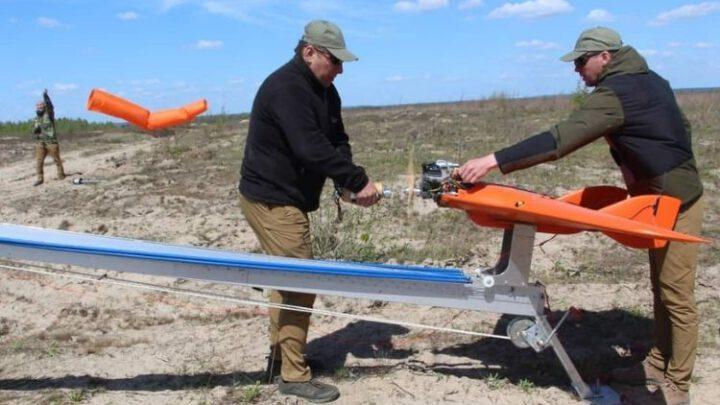 Збройні Сили випробували імітатора повітряної цілі Flying Target-1