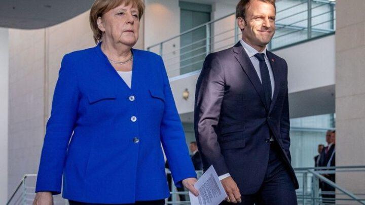 Зачем Москва начала атаку на Макрона и Меркель