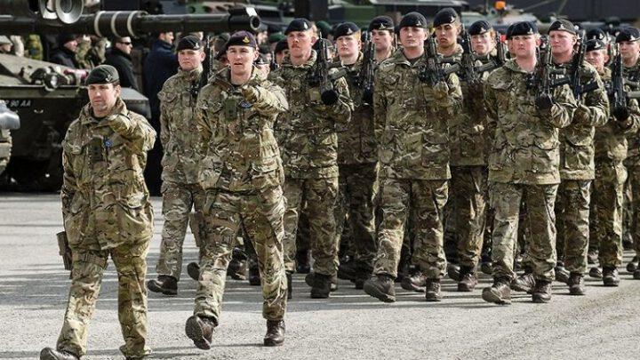 В Эстонии стартовали международные военные учения «Весенний шторм»