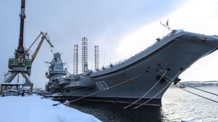 России придется потратить 5% годового бюджета на строительство авианосца