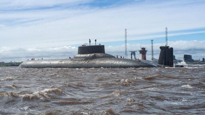 В РФ последняя крупнейшая атомная подлодка СССР пойдёт на металлолом