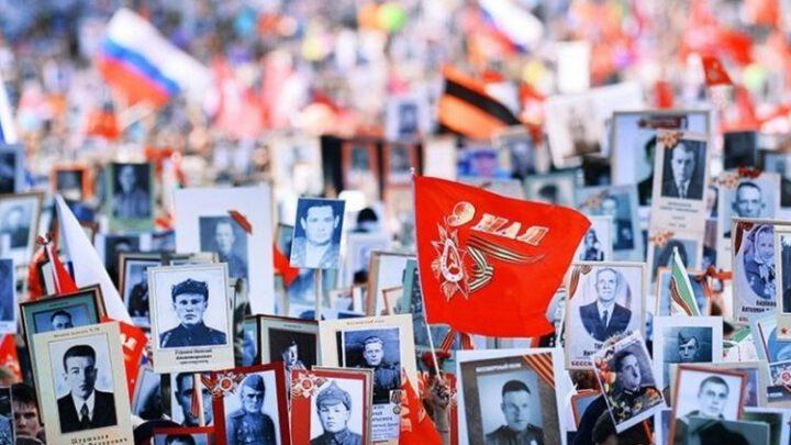 Деды на палке, или Советская победа в коричневых тонах