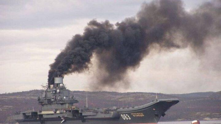 На крейсере «Адмирал Кузнецов» установят не прошедший испытания комплекс
