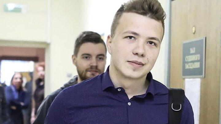 Арешт Протасевича демонструє не силу, але слабкість білоруської влади
