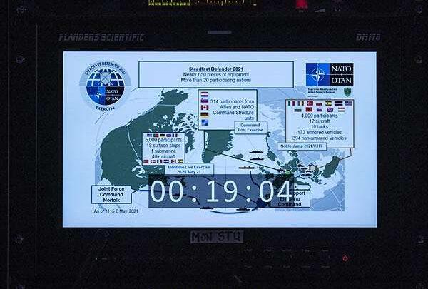 "НАТО начинает учения ""Стойкий защитник-2021"""