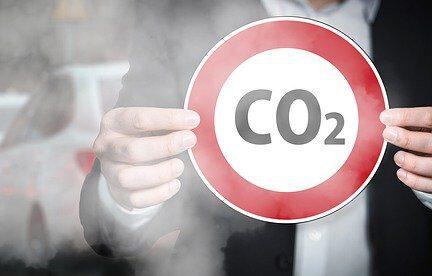 Уровень CO2 снова на рекордно высоком уровне