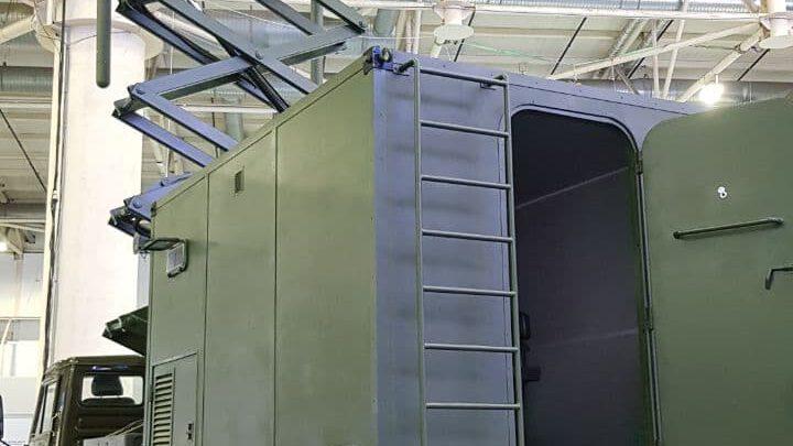 На виставці «Зброя та безпека-2021» представлена нова універсальна станція РЕБ