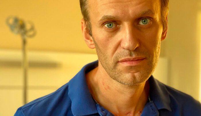 Мистер Байден, вот вам Навальный. Бейте! Эксклюзив