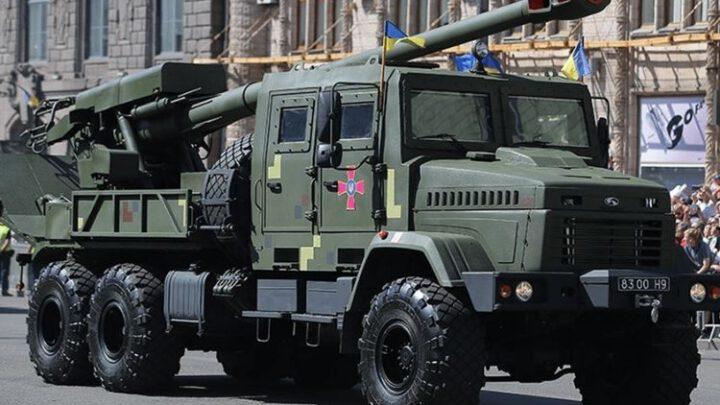 САУ «Богдана» розпочала випробування на «Ширлані»